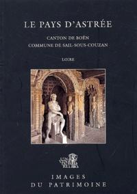 Marie Bardisa et Caroline Guibaud - Le Pays d'Astrée - Canton de Boën, commune de Sail-sous-Couzan, Loire.