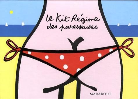 Marie Belouze-Storm - Le Kit Régime des paresseuses.