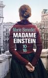 Marie Benedict - Madame Einstein.