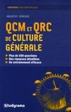 Marie Berchoud et Benoît Berthou - QCM et QRC de culture générale.