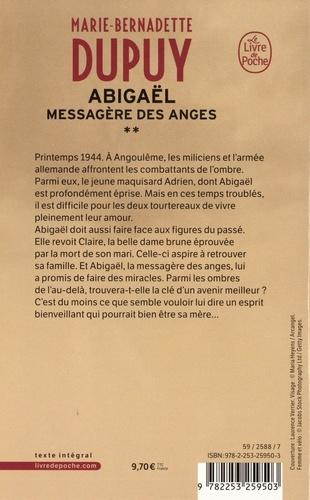 Abigaël, messagère des anges Tome 2