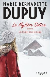 Marie-Bernadette Dupuy - Le mystère Soline Tome 3 : Un chalet sous la neige.