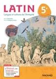 Marie Berthelier et Annie Collognat-Barès - Latin 5e - Langues et cultures de l'Antiquité.