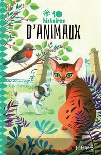 Marie Bertherat et Barbara Castello - 10 histoires d'animaux.