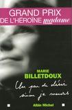 Marie Billetdoux - Un peu de désir sinon je meurs.