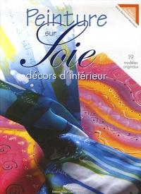 Marie Bonhoure-Marsillach - Peinture sur Soie - Décors d'intérieur.