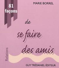 Alixetmika.fr 81 façons de se faire des amis Image