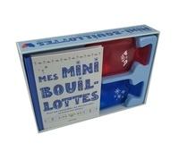 Marie Borrel - Coffret mes mini-bouillottes - Contient 1 livre et 2 mini-bouillottes réutilisables.