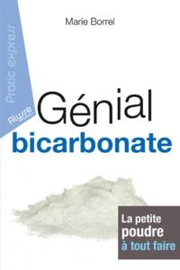 Génial bicarbonate - Marie Borrel pdf epub