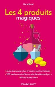 Histoiresdenlire.be Les 4 produits magiques Image