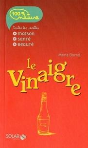 Marie Borrel - Vinaigre.