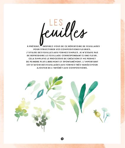 Fleurs à l'aquarelle. Une initiation