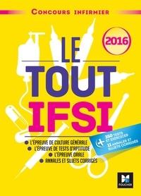 Marie Brain et Gisèle Davroult - Le tout IFSI - Concours infirmier 2016.