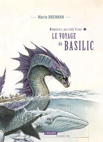 Mémoires,  par lady Trent (3) : Le Voyage du