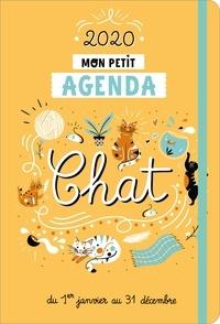 Marie Bretin - Mon petit agenda chat - Du 1er janvier au 31 décembre.