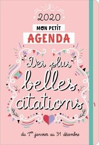 Marie Bretin - Mon petit agenda des plus belles citations - Du 1er janvier au 31 décembre.