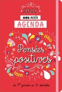 Marie Bretin - Mon petit agenda pensées positives - Du 1er janvier au 31 décembre.