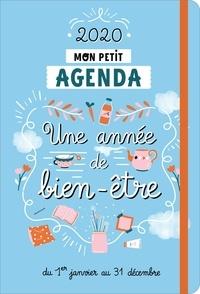 Marie Bretin - Mon petit agenda une année de bien-être - Du 1er janvier au 31 décembre.