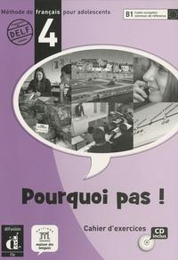 Pourquoi pas !- Cahier d'exercices, B1 - Marie Bretonnier | Showmesound.org