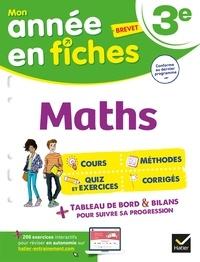 Maths 3e - fiches de révision & exercices.