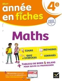 Maths 4e - fiches de révision & exercices.