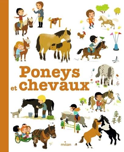 Marie Brossoni - Poneys et chevaux.