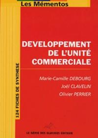 Marie-Camille Debourg et Joël Clavelin - Développement de l'unité commerciale BTS MUC.