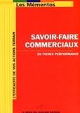 Marie-Camille Debourg et Joël Clavelin - Savoir-faire commerciaux.