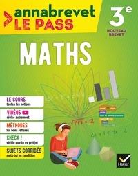 Marie-Caroline Bureau et Jean-Pierre Bureau - Maths 3e.