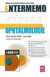 Marie-Caroline Trone et Liem Trinh - Ophtalmologie.
