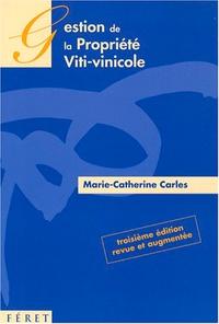 Gestion de la propriété viti-vinicole - Marie-Catherine Carles   Showmesound.org