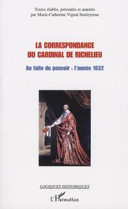 Checkpointfrance.fr La correspondance du Cardinal de Richelieu - Au faîte du pouvoir : l'année 1632 Image