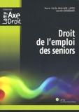 Marie-Cécile Amauger-Lattes et Isabelle Desbarats - Droit de l'emploi des seniors.