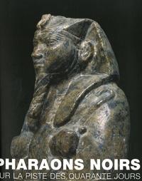 Marie-Cécile Bruwier - Pharaons noirs - Sur la Piste des Quarante Jours.