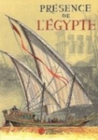 Marie-Cécile Bruwier - Presence de l'egypte.