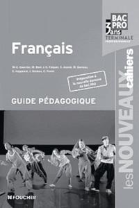 Satt2018.fr Français Tle Bac pro - Guide pédagogique Image