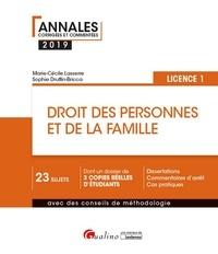 Droit des personnes et de la famille - Licence 1.pdf