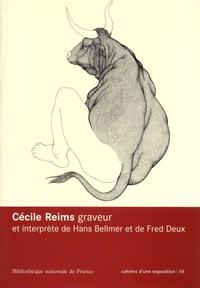 Marie-Cécile Miessner - Cécile Reims - Graveur et interprète de Hans Bellmer et Fred Deux.