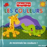 Marie-Céline Moulhiac - Les couleurs - fisher price - Je reconnais les couleurs !.