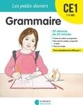 Marie Chardonnet - Grammaire CE1.