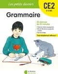 Marie Chardonnet - Grammaire CE2.