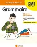 Marie Chardonnet - Grammaire CM1.