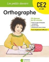 Téléchargement livre audio ipod Orthographe CE2 par Marie Chardonnet 9782369402435 (French Edition)