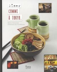Histoiresdenlire.be Dîner comme à Tokyo Image