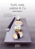 Marie Chemorin - Sushi, maki, yakitori & Co.