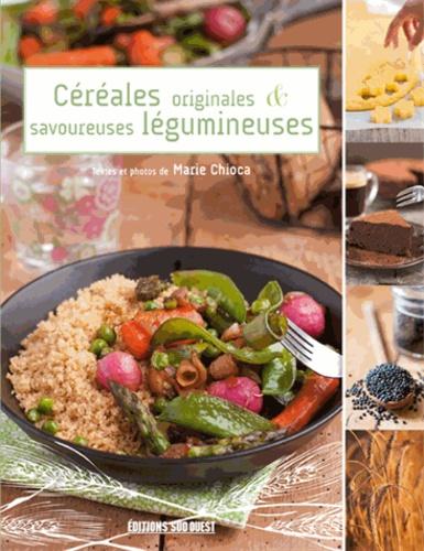 Marie Chioca - Céréales originales & savoureuses légumineuses.