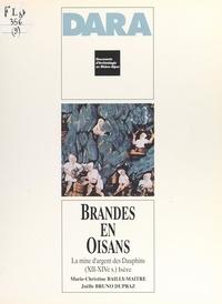 Marie-Christine Bailly-Maître et Joëlle Bruno Dupraz - Brandes-en-Oisans, la mine d'argent des Dauphins, XIIe-XIVe s. (Isère).