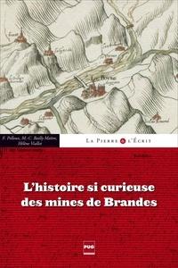 Marie-Christine Bailly-Maître - L'Histoire si curieuse des mines de Brandes.