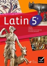 Téléchargement de fichier de livre pdf Latin 5e
