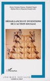 Marie-Christine Bureau et Elisabeth Dugué - Défaillance et inventions de l'action sociale.